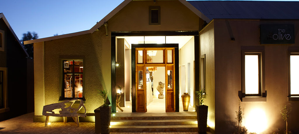 Africa Nambia The Olive Exclusive All Suite Hotel Exterior