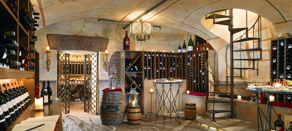 europe italy rome the st regis rome wine cellar