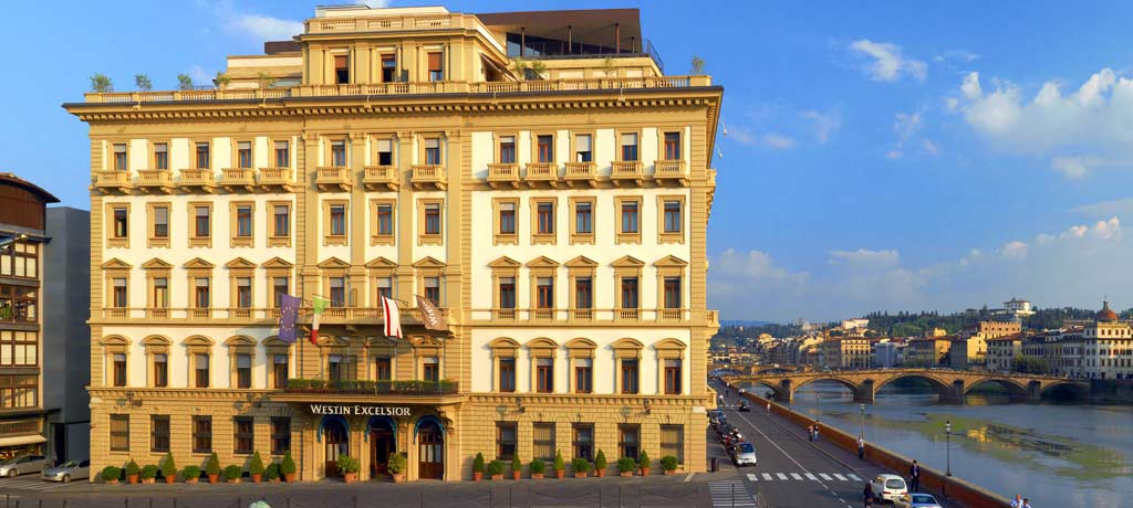 europe italy florence westin excelsior exterior