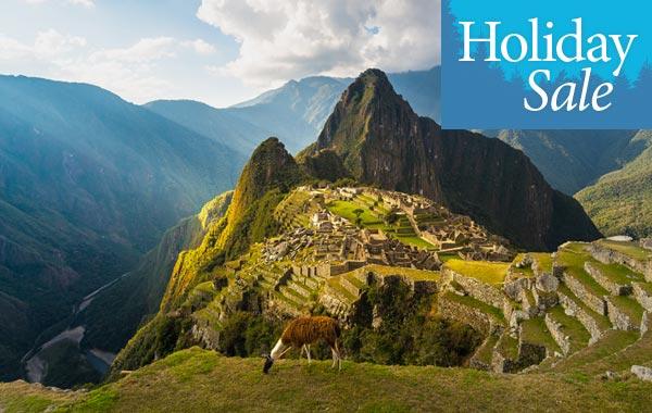 2020 Holiday Sale Peru 2