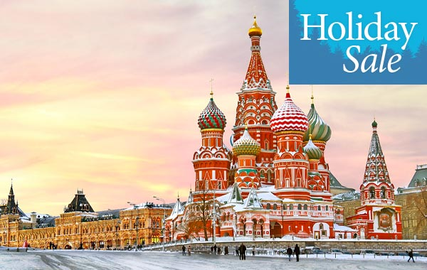 2020 Holiday Sale Russia 2