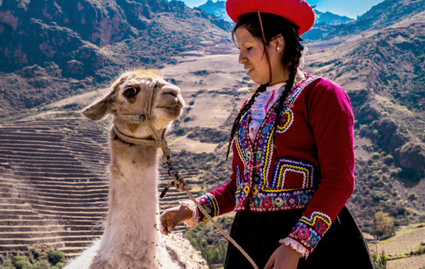 Americas Cusco Sacred Valley Tailor Made Family Peru