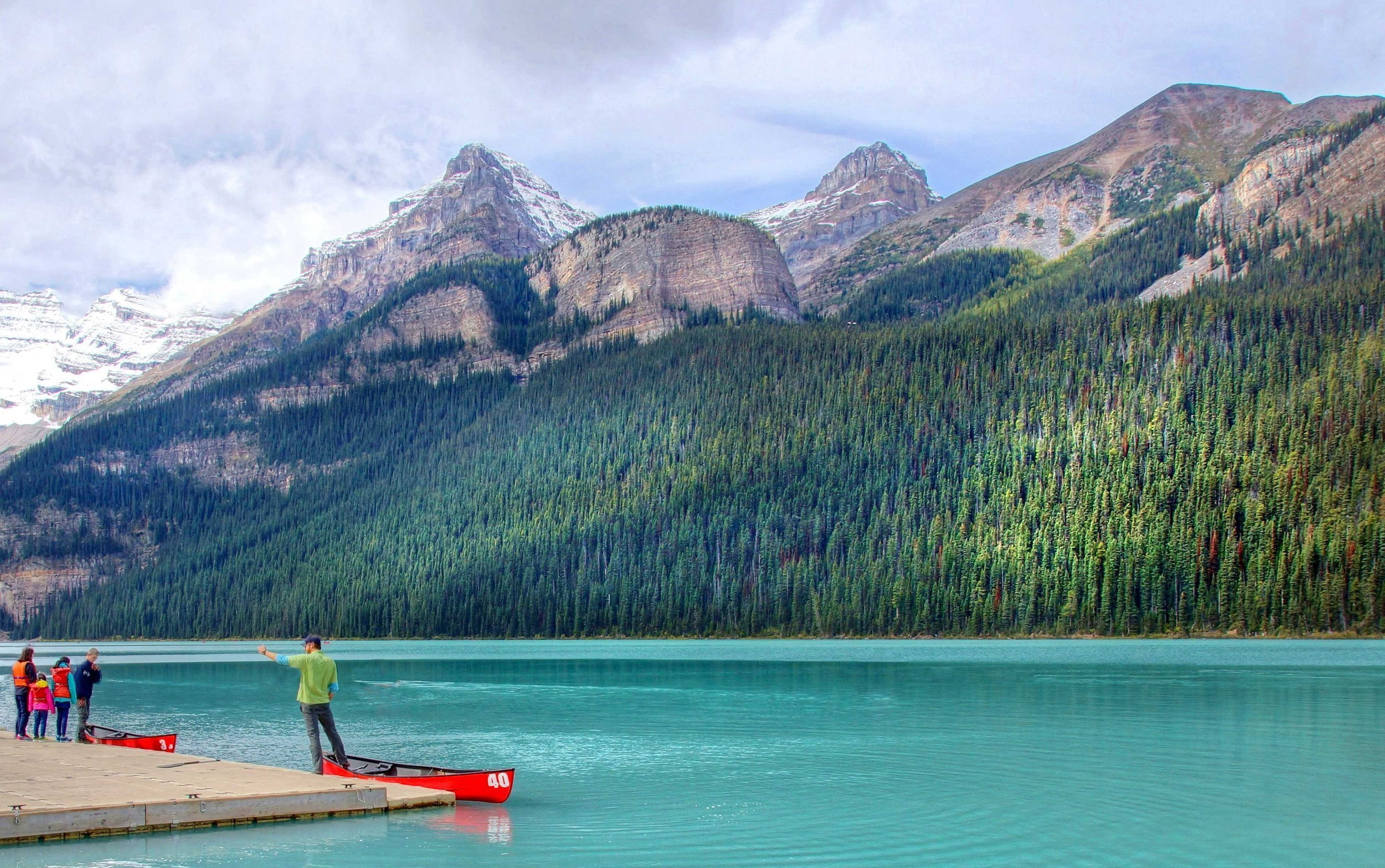 Tailor Made Canadian Rockies: Family Adventure