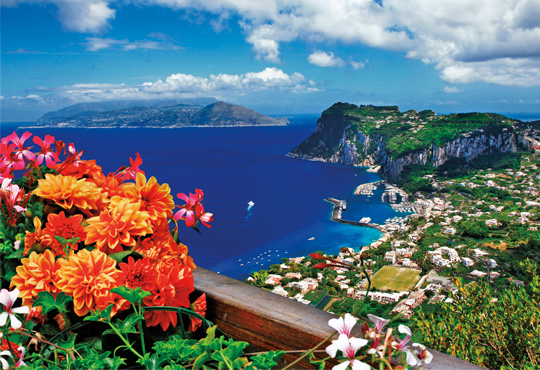 Pre-Tour Extension: Amalfi Coast