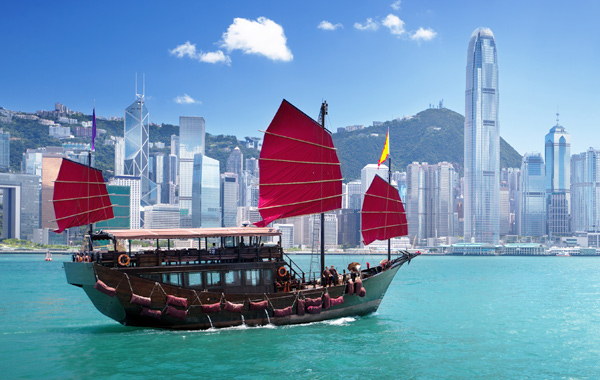 Asia-China-Hong-Kong-Skyline-Boat-2020