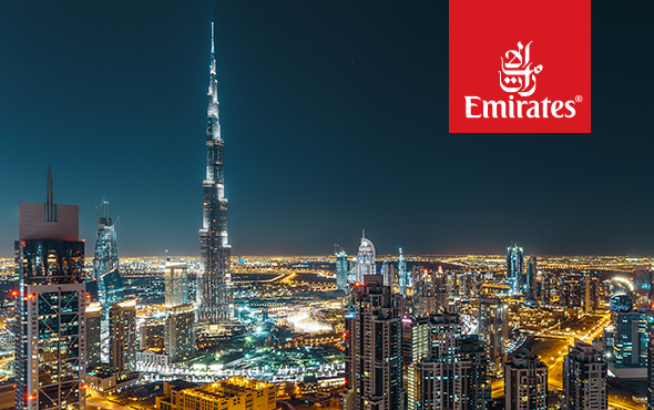 Explore Dubai: Stopover Package