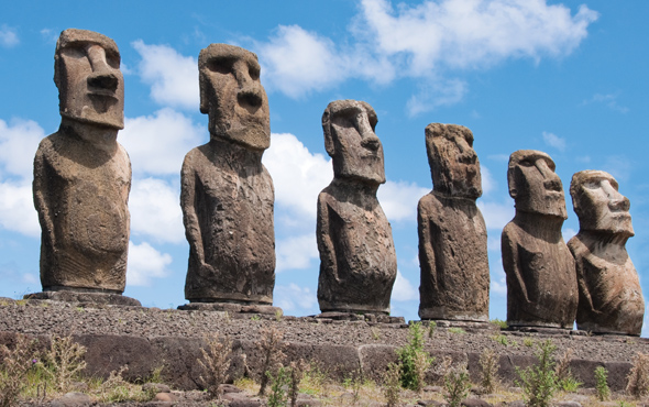 Post-Tour Extension: Easter Island