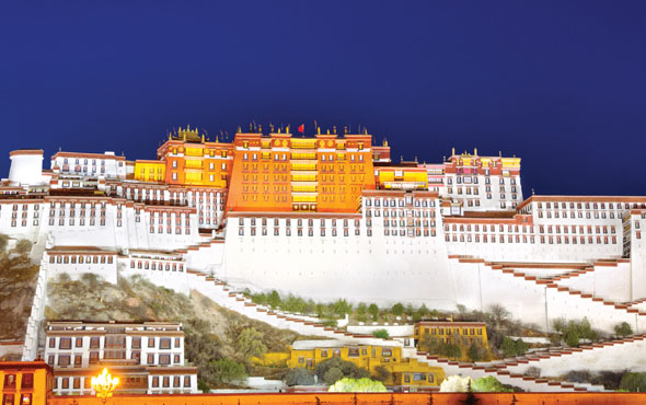 Post-Tour Extension: Lhasa