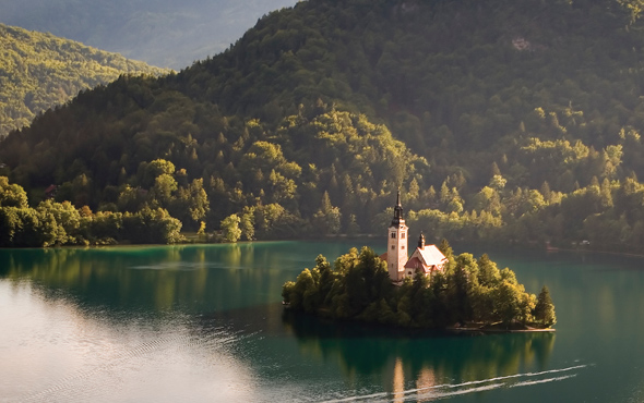 Pre-Tour Extension: Lake Bled & Zagreb