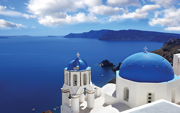 Cruising the Greek Isles