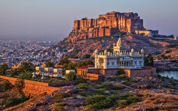 India & the Riches of Rajasthan