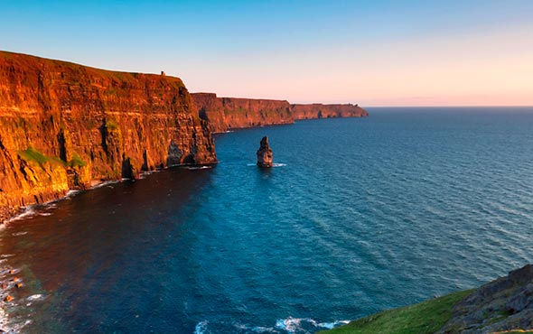 Tailor Made Ireland: Coastal Vistas & Country Lanes