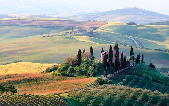 Tailor Made Italy: Tuscany & Beyond