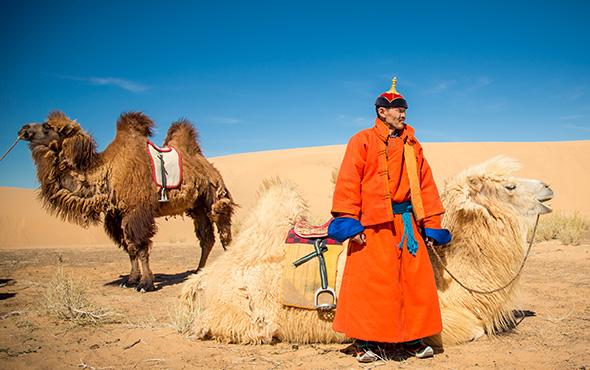 Mongolia: Naadam Festival & the Khan Legacy