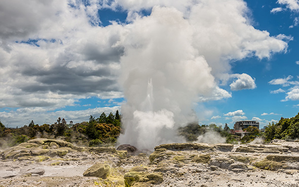Post-Tour Extension: Rotorua