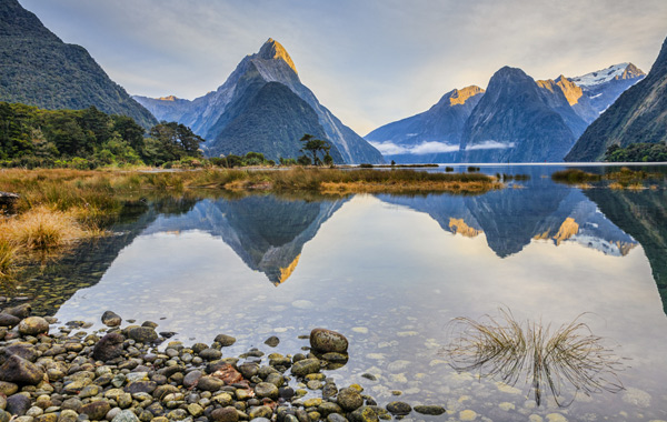 New Zealand Luxury Adventure Milford Sound