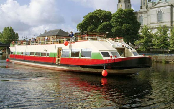 'Shannon Princess'- Lough Ree, Lough Derg and River Shannon