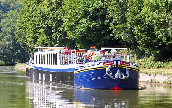 Europe PanacheCanal Marne River Alsace Holland SR