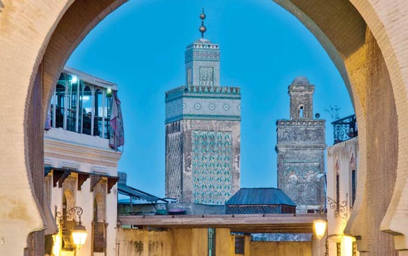 Morocco: Imperial Cities