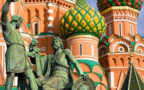 Russia: Treasures of the Tsars