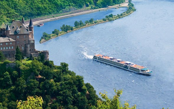 The Heartland of Europe: Cruising the Rhine, Main & Danube