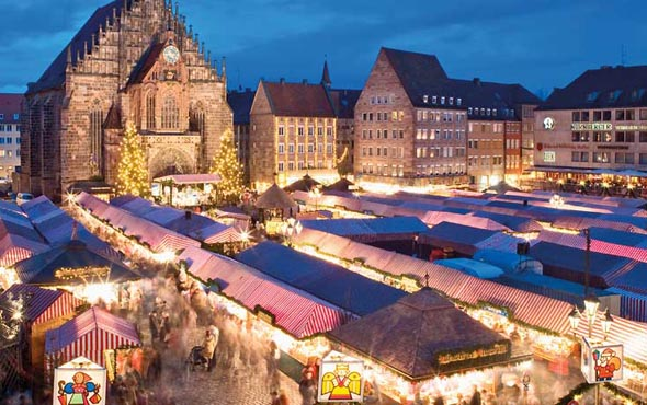 Christmas Markets Along the Danube