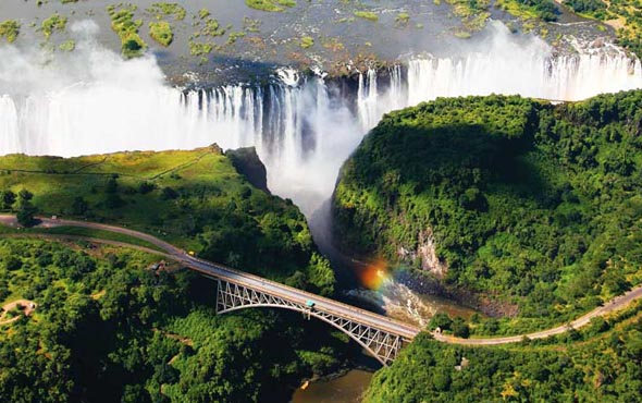 South Africa & Victoria Falls