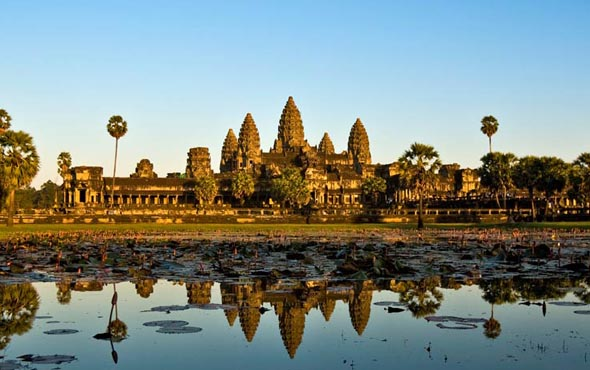 Images of Indochina & Angkor Wat