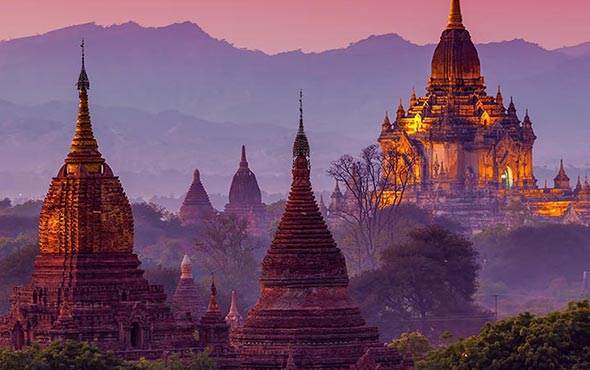 Tailor Made Myanmar: Land of Pagodas & Stupas