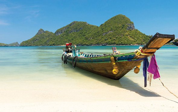 Tailor Made Thailand: Bangkok to the Beach