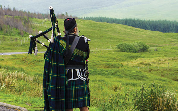 Tailor Made Treasures of Scotland & Ireland