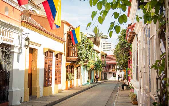 Colombia's Colonial Charm