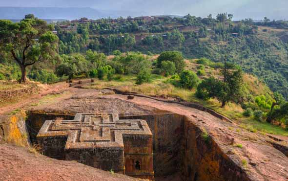 Ethiopia: Historic Route & Simien Mountains