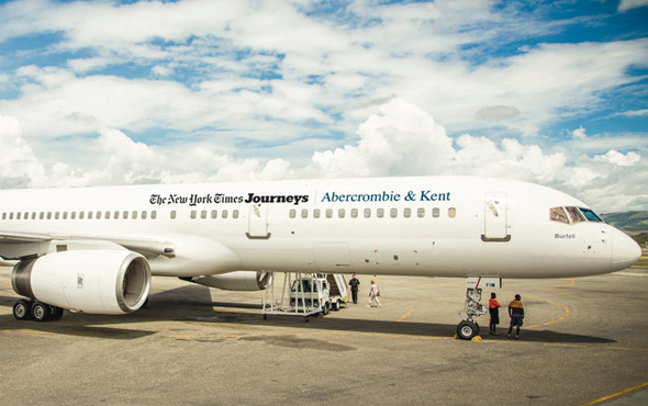 Around the World by Private Jet: Cultures in Transformation
