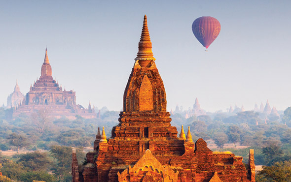 Signature Myanmar & the Irrawaddy