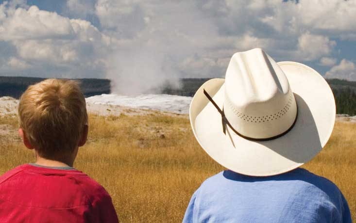 Tailor Made Wyoming: Yellowstone Family Adventure