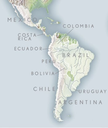 Latin America Travel South America Tours