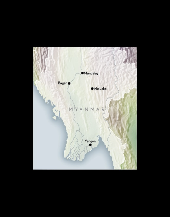 Myanmar Luxury Travel: Luxury Myanmar Tours | Abercrombie & Kent