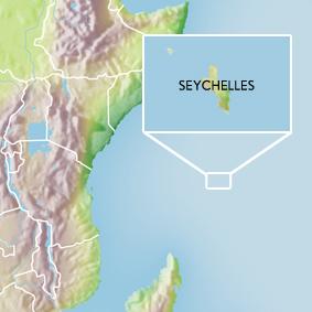 Travel To Seychelles - Seychelles map world