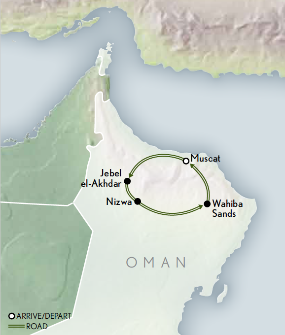 Tailor-Made-Oman-Map-2020