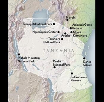 Tanzania Luxury Safari: Tanzania Safari Tours   Abercrombie