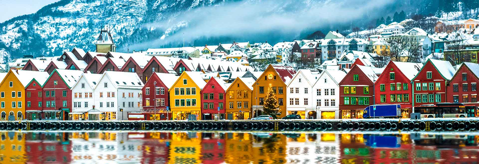 Travel to Norway Luxury Tours