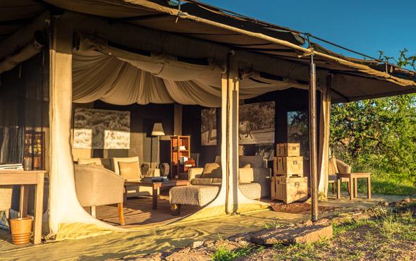 Africa Kenya Serengeti Migration C& Tent & Mobile Camping Safaris | Mobile Tented Safari
