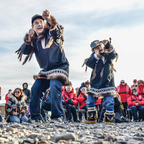 Arctic Northwest Passage Tribal Demonstration