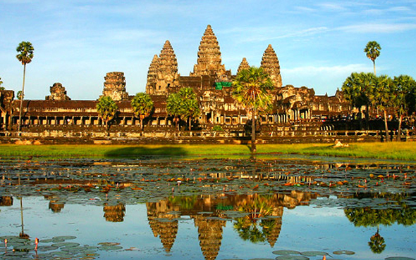 <h1>Travel to Cambodia</h1>