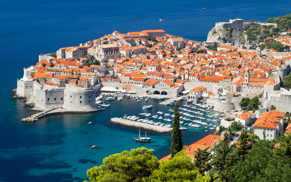 Europe Croatia Old Coastal Gem