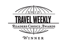 Travel Weekly Award