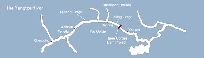 Map Of East Asia Yangtze River.Yangtze River Cruise Luxury China Cruise Abercrombie Kent