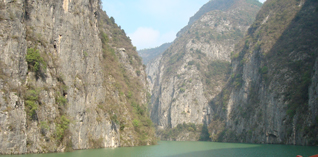 Yangtze River Cruise Wu Gorge