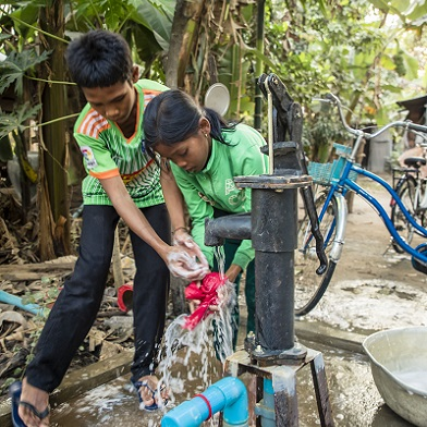 Kids Clean Water Siem Reap